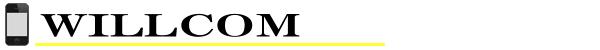 willcom カバー