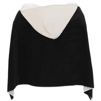 フード付バスタオル 帽子付バスタオル