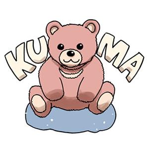 ロゴ キャラクター 製作 サンプル くま クマ 熊