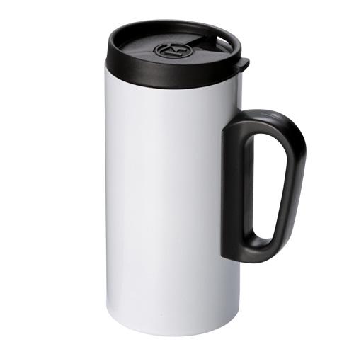 ステンレスロングマグカップ(250ml)(蓋付)