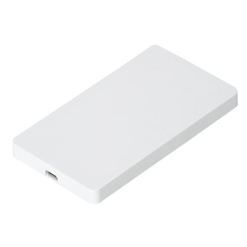 ワイヤレス充電器 Qi(チー)対応(白)
