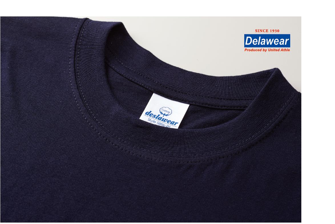 United Athle Derawear 4.0oz Tシャツ